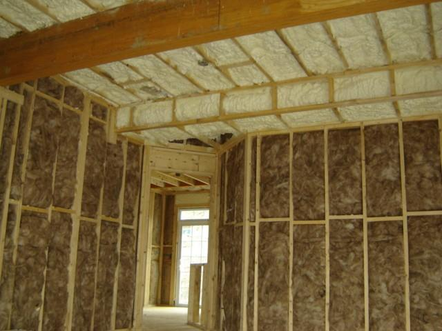 Spray Foam Insulation For Garage Ceilings Ceiling