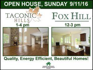 Rieger Homes, Fox Hill, Taconic Hills